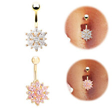 Shape Belly Button Rings Navel Ring Body Piercing Ring Navel Body Jewelry