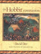 The Hobbit Companion, Illustrated guide to Hobbits, Lidia Postma, David Day
