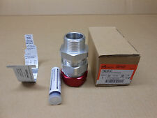"1 NIB CROUSE HINDS TMCX5161 1-1/2"" TERMINATOR CABLE FITTING HAZARDOUS LOCATIONS"