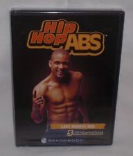 HIP HOP ABS SHAUN T LAST MINUTE ABS 5 MINUTE WORKOUT BRAND NEW DVD!