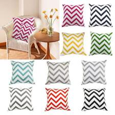 Colorful Cushion Case Soft Throw Pillow Cover Home Decor for Sofa Bed