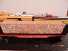 Lot of 13 HO Scale box cars, caboose, tankers