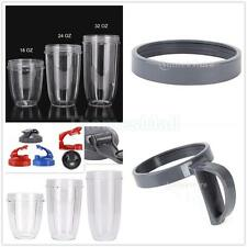 Juicer Cup Mug Clear Replacement Accessary For Nutri Bullet Nutri Bullet Juicer