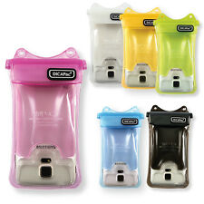 Dicapac WP-C1 Underwater Waterproof Case for Up to 5.1″