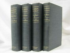 Sandburg, Carl Abraham Lincoln The War Years Volume 1-4