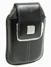 NEW Blackberry OEM Leather Case Holster + Clip Curve 9330/8900 Bold 8520/8530