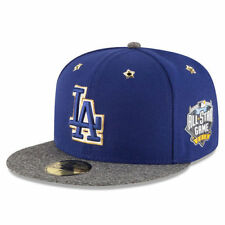 Official MLB All Star Game Los Angeles Dodgers New Era 59FIFTY Fitted Hat