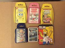 Top Trumps, Pit and other trump sets