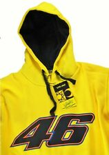 SWEATSHIRT Hoody Bike MotoGP Valentino Rossi Big 46 NEW! Hoodie Yellow