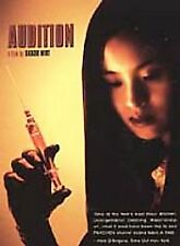 Audition (DVD, 2002)