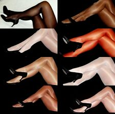 2 Peavey MADE IN USA Superior High Gloss Tights Shimmer Shiny Hooters Uniform