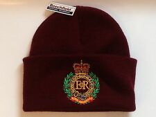 British Army Units - Knitted Woolly Hat - RE, REME, RA, Signals, RHA, Anglian