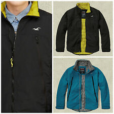 New Hollister Men's All-Weather Jacket Sizes L, XL