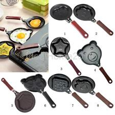 Pancake Omelet Stainless Steel One Egg Pot Frying Pan Thicken Easy Cooking