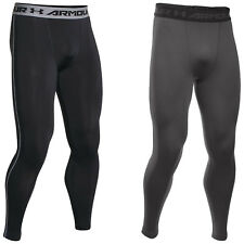 Under Armour Mens Heatgear Compression Leggings - New UA Baselayer Bottoms