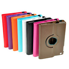 8 Colors 360 Degree Rotating Stand PU Leather Case Cover For iPad Mini 7.9''