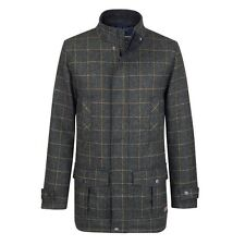 Jack Murphy Mens Colman Tweed Coat