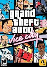 2003 Grand Theft Auto Vice City by Rockstar for PC Game & Installation CD