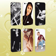 Justin Bieber Series For iPhone & Samsung Model Hard Phone Case Cover
