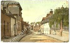 Bedfordshire Ampthill Church Street Old Photo Print - Size Selectable - England