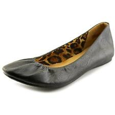 New Directions Drake Women  Round Toe Synthetic  Ballet Flats NWOB