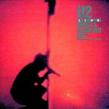 U2 - Live Under A Blood Red Sky  Heavyweigh Vinyl LP Remastered  New & Sealed