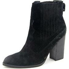 Dolce Vita Conway Women  Pointed Toe Suede Black Ankle Boot NWOB