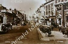 Bedfordshire Luton George Street Old Photo Print - Size Selectable - England