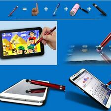 Torch Pointer Stylus Laser Ball Point Touch Screen Pen for Samsung IPhone IPad