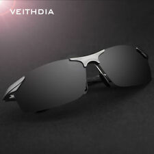 Mens Polarized Aviator Sunglasses Outdoor Driving Sports Eyewear Lens FREE SHIP