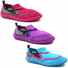 Urban Beach Childrens Berry Aqua Shoes Surf Wet Water Wetsuit Neoprene Boots
