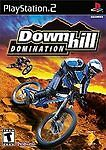 Downhill Domination (Sony PlayStation 2, 2003) Disc Only. Clean. Tested.