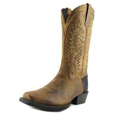 Ariat Troubadour Men  Square Toe Leather Brown Western Boot