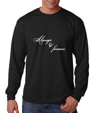 Always & Forever Cotton Long Sleeve T-Shirt Tee