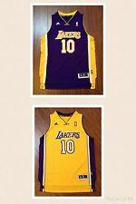 Steve Nash Los Angeles Lakers Youth Adidas Swingman Jersey New With Tags