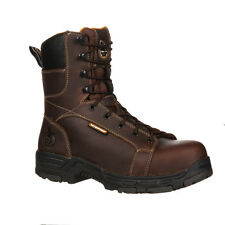 NEW Georgia Diamond Trax Steel Toe Waterproof Work Boot GBOT063