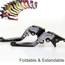 Folding Extendable Brake Clutch Levers For BMW K1300S/R/GT(2009-2014)13 12 11 10