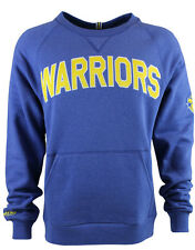 NBA Mitchell and Ness Golden State Warriors Training Room Jumper New Blue