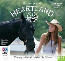 Heartland: Coming Home & After the Storm by Lauren Brooke