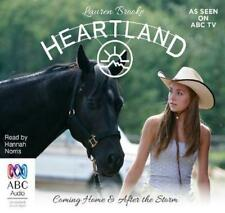 Heartland: Coming Home & After the Storm by Lauren Brooke Compact Disc Book