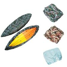 Waterproof UV Sun Protection 4.2m-5m Kayak Boat Canoe Storage Transport Cover