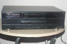 Stereo Double Cassette Deck MARANTZ SD 315 - WORKING ORDER - GOOD CONDITION