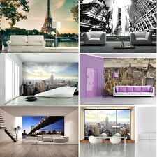 Wall mural wallpapers for bedroom & living room CITYSCAPES decoration CITIES