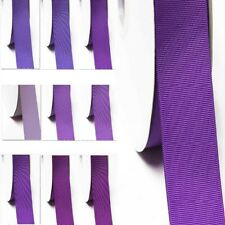 """5 Yards Grosgrain Ribbon 3/8"""" /9mm for , Lilac Purple  for gift wrap"""