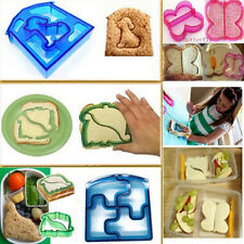 Funny Shape Sandwich Toast Bread Cookies Maker Food Cutter Mold Mould DIY Tool