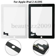 Front Touch Screen Digitizer Glass Lens Replacement Part For Apple iPad 2 A1395