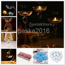 Votive Tealight Candle Holders Candlestick Stand Wedding Table Centerpiece Decor