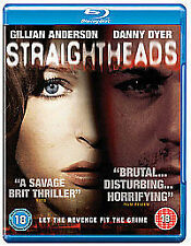 Straightheads (Blu-ray, 2010) - NEW AND SEALED
