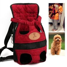 Pet Carrier Dog Sling Backpack Cat Puppy Comfort Travel Tote Shoulder Purse Bag