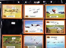 Battle Of Britain GUM CARDS..JUST PICK THE CARDS YOU NEED